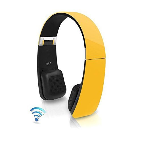 Pyle Sound 6 PHBT6Y Bluetooth 2-In-1 Wireless Stereo Headpho