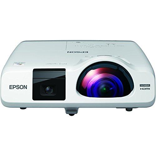 Epson BrightLink 536Wi Interactive WXGA 3LCD Projector V11H670020