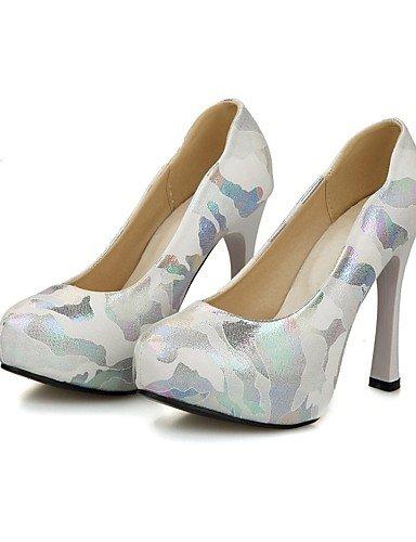 GGX/Microfaser Damen-Schuhe Frühjahr/Sommer/Herbst Heels Heels Hochzeit/Büro & Karriere/Party & Abend/Kleid/Casual red-us7.5 / eu38 / uk5.5 / cn38
