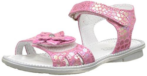 Little Mary Baleares, Bout Abierto Para Niñas Rosa (*animal Fushia)
