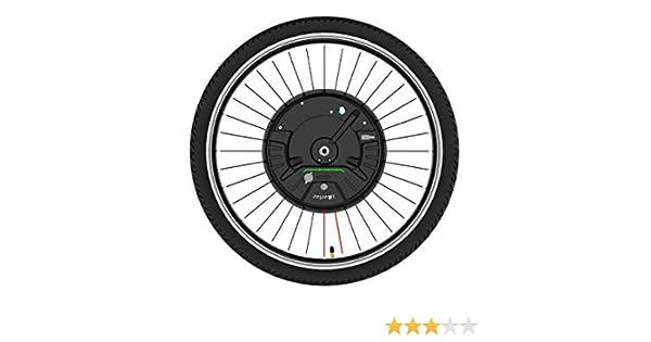 imortor Kit de conversión de Bicicleta eléctrica 3.0 con bateria inalámbrica o Solo un Cable, Todo en uno, 40 km/hy 40 km (LCD + Freno de Disco, Rueda de 26 Pulgadas, Neumático