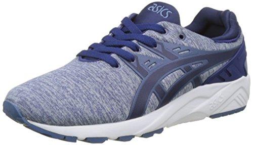 Asics Unisexe Adulte Gel Kayano Formateur Evo Blue Sneaker (pigeon Bleu / Pivoine Marine)
