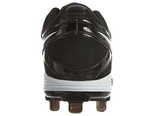 Nike Mvp Staking Laag Metaal Wh / Blk Heren Metal Honkbal Klampen Ons 9 M, Eu 42,5