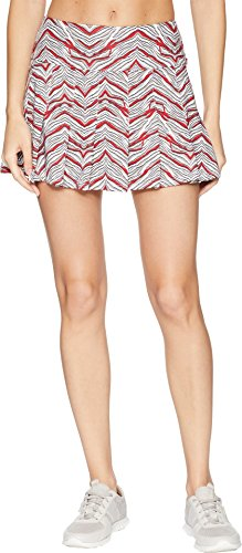 Eleven by Venus Williams Women's Sprint Collection Flutter 13'' Skirt Sprint Large by Eleven by Venus