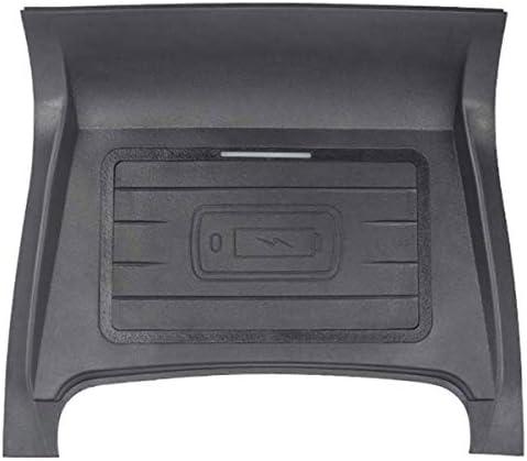 YeBetter Auto Qi Telefoon Opladen Pad Module Voor Discovery Sport 2015-2019 Snel Opladen Case Plaat Centrale Console Opbergdoos Accessoires