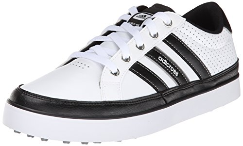 adidas Men's Adicross IV WD Golf Shoe,FTW White/Core Black,11.5 2E US by adidas
