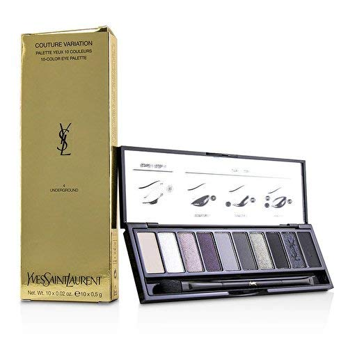 (Underground Couture Variation 10-Color Expert Eye Palette)