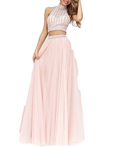 2pc prom dresses - 9