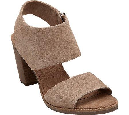 1a49306cfb1 Amazon.com | Toms Women's Majorca Cutout Sandal - Desert Taupe Suede ...