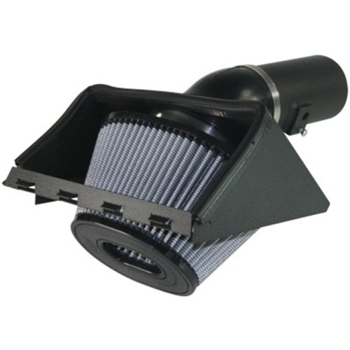 aFe Power Magnum FORCE 51-12111 Ford F-150 EcoBoost Performance Cold Air Intake System (Dry, 3-Layer Filter)