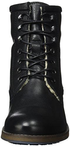 Mustang Damen 2853-604-9 Stiefel Schwarz (Schwarz)