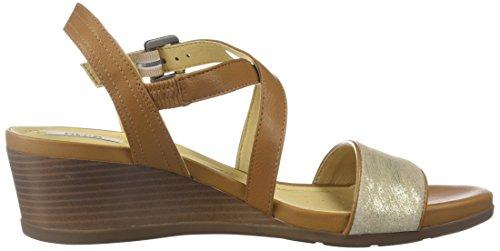 Sandale Beige D828QA 5477 C2D2L GEOX 6FqBHpw