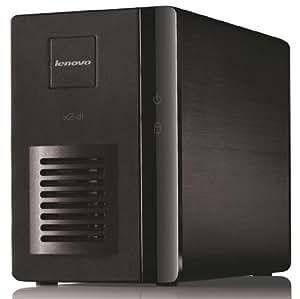 Lenovo IX2 2-Bay Diskless Network Storage (70A69003NA)
