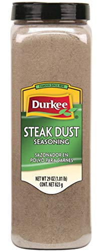durkee grill creations steak dust - 4
