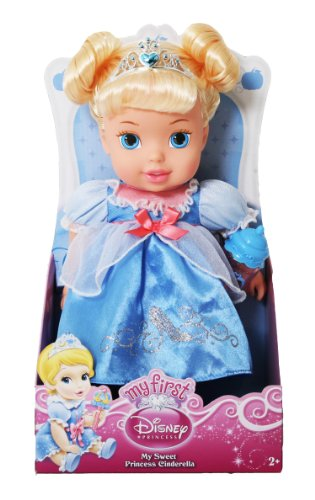 My First Disney Princess Deluxe Baby Cinderella Doll Buy