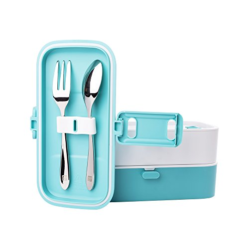 Leak Proof Microwave FDA Approved Containers Silverware