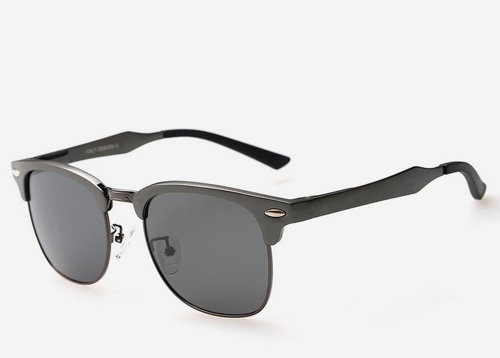 MNII Hochwertige Farbfolie Aluminium Magnesium Polarisierte Sonnenbrille- Fashion Appearance, Qualitätssicherung