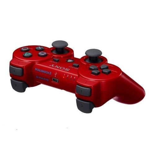 PS3 DualShock 3 Controller | Red by Sony