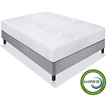 Amazon Com Best Choice Products 10in Twin Size Dual