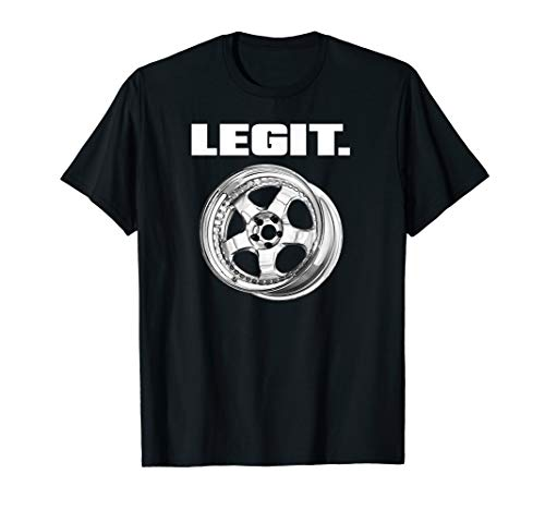 (Fresh Legit Wheel Shirt)