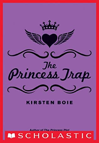 book cover of The Princess Trap