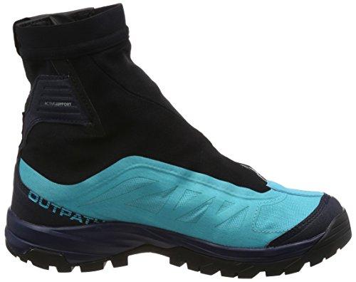 Blubrd Navy femme Pro Chaussures trekking Bla Outpath GTX® xHzXFnTP