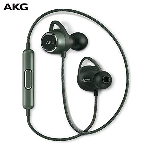 Samsung AKG-N200 Bluetooth Headphones (GP-N200HAHHDAB,Green)