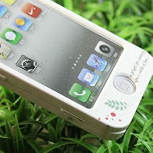 ModernGut New Arrival High Quality Doulbe Face Plastic Hard Case For iPhone 5 5G +Original Box in support of s