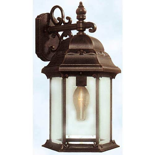 Boulevard Top Mount Light (Large - Copper)