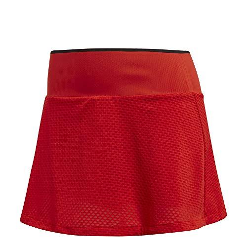 - adidas Women's Barricade Skirt Scarlet Small