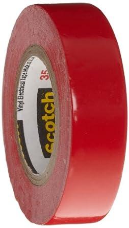 3M 35-Violet-1//2x20FT Scotch Vinyl Color Coding Electrical Tape 35