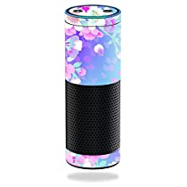 MightySkins Protective Vinyl Skin Decal for Amazon Echo wrap cover sticker skins In Bloom