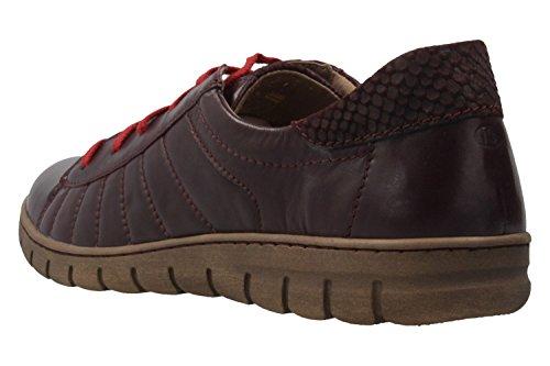 Josef Seibel Damen Halbschuhe - Steffi 01 - Rot Schuhe in Übergrößen