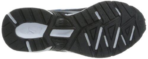 Puma Axis 2 Sl Jr - Zapatillas de Deportes de Interior de material sintético niño negro - Noir (11)
