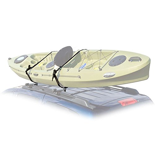 Rage Powersports Kayak or Canoe Vehicle Roof Carrier Rack by Rage Powersports
