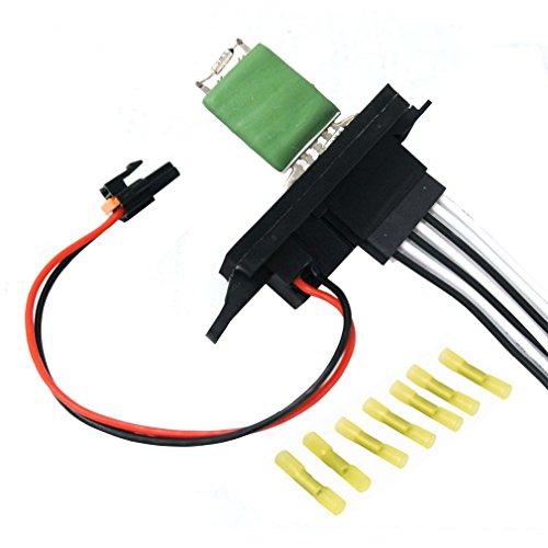03 gmc blower motor resistor - 4