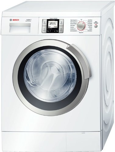 Bosch WAS28743 - Lavadora (A + + +, 1.03 kWh, 56 L, LCD, 600 mm ...