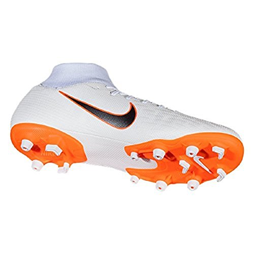 total Chrome Fútbol para Vi Superfly O 107 de Zapatillas White Nike MG Hombre Mercurial Blanco Academy gqwxUCTF