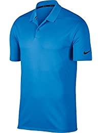 Nike Victory Solid Polo Blue/Black, X-Large
