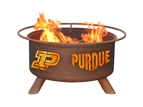 Patina Products F229, 30 Inch  Purdue Fire Pit