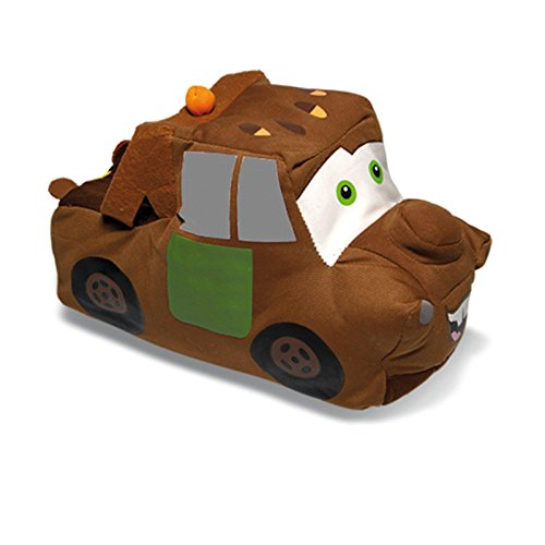 Sams Animaux Chaussons Disney Cars Hook abschlepper drôle humoristique chaud, Hook