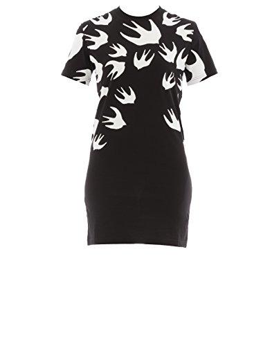 mcq-alexander-mcqueen-womens-395772rgh791000-white-black-cotton-dress