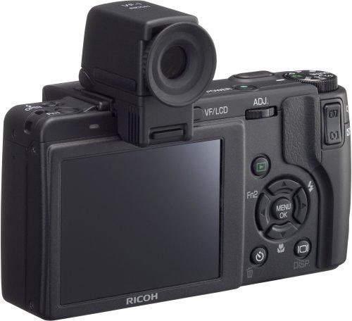 amazon com ricoh digital camera gx200 vf kit view finder vf 1 rh amazon com Ricoh Caplio R5 Ricoh Caplio R5