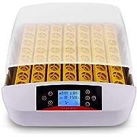 Incubadora Automática de 56 Huevos con Pantalla Digital