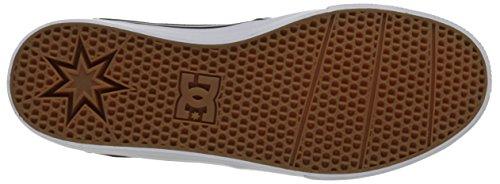Dc Mens Mikey Taylor Vulc Mikey Taylor Signature Scarpa Da Skate Nero / Bianco / Grigio
