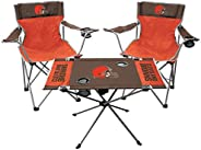 NFL Cleveland Browns Tailgate Kit, Team Color, One Size