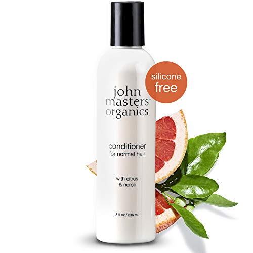 John Masters Organics - Conditioner for Normal Hair with Citrus & Neroli - Infused with Essential Oils - Nourish, Add Shine, Volume to Hair - 8 oz
