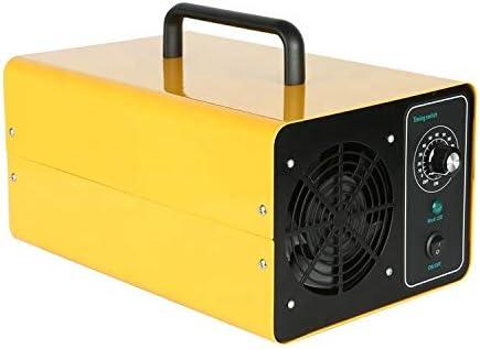 Generador de ozono portatil   Propiedades desinfectantes   Sin residuos   Desinfecta el aire de virus y bacterias   10 g/h 150W: Amazon.es: Bricolaje y herramientas