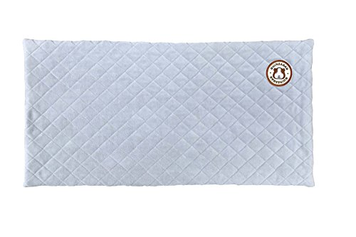 GuineaDad Fleece Liner 2.0 | Guinea Pig Fleece Cage Liners | Guinea Pig Bedding | Burrowing Pocket Sleeve | Extra Absorbent Antibacterial Bamboo | Waterproof | Available Various Cage Sizes