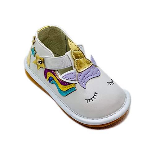 Squeaker Sneakers Ella Unicorn Mary Jane (7) ()